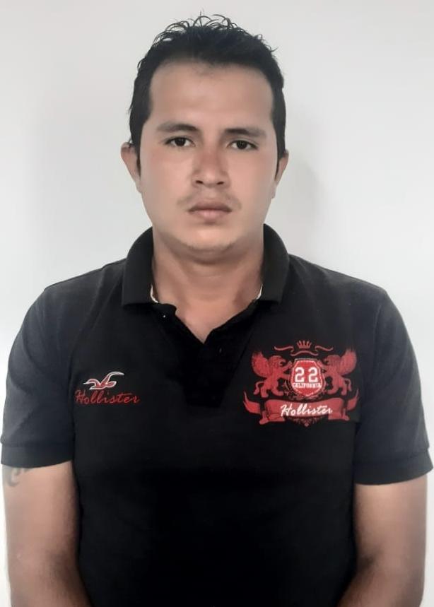 Vladimir Jaime Serrano, alias El Tigre,