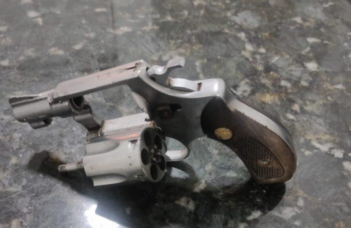 revolver Smith Wesson