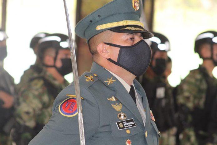 La Décima Octava Brigada tiene nuevo comandante - Noticias de Colombia