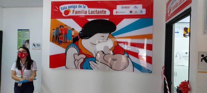 """Se inauguró la """"sala amiga de la familia lactante"""" en el centro de salud Miramar - Noticias de Colombia"""