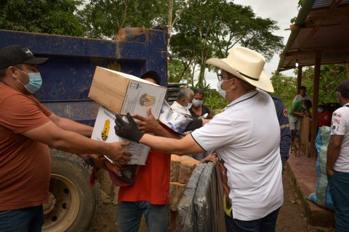 No para la entrega de ayudas a afectados por el invierno en Arauca. - Noticias de Colombia