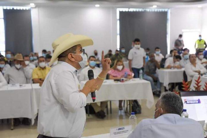 Las peticiones del Alcalde de Arauca a la Consejera para las Regiones. - Noticias de Colombia