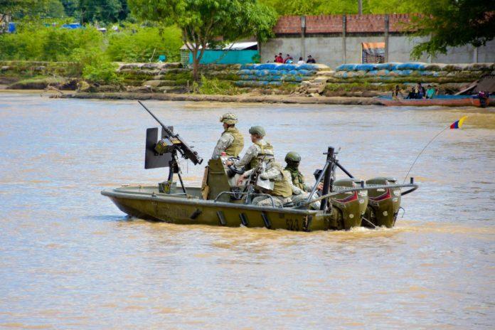 Los compromisos de la Armada con la seguridad en Arauca. - Noticias de Colombia