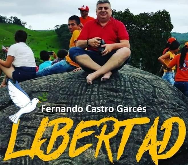 """""""Pedimos la liberación inmediata del médico Fernando Castro Garcés"""": Gobernador José Facundo Castillo Cisneros - Noticias de Colombia"""
