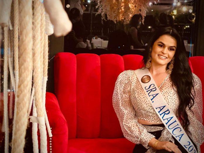 Arauca ya tiene lista a su candidata para Señora Colombia. Carolina Jaime Angulo se prepara para el certamen que será en diciembre. - Noticias de Colombia