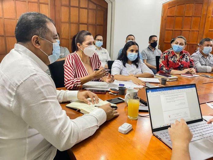 Comisión Departamental de Educación Indígena se reunió con el gobernador y acordaron adelantar gestiones para la consecución de recursos - Noticias de Colombia