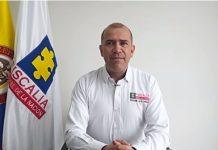 Director Seccional Meta, Luis Alexander Bermeo Barrera