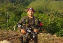 Jhon Carlos Rincón Rangel, alias Colacho, presunto cabecilla de las disidencias 'Mario Morales' del Frente 37 de las extintas Farc.